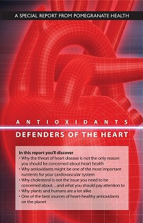 Antioxidants: Defenders of the Heart